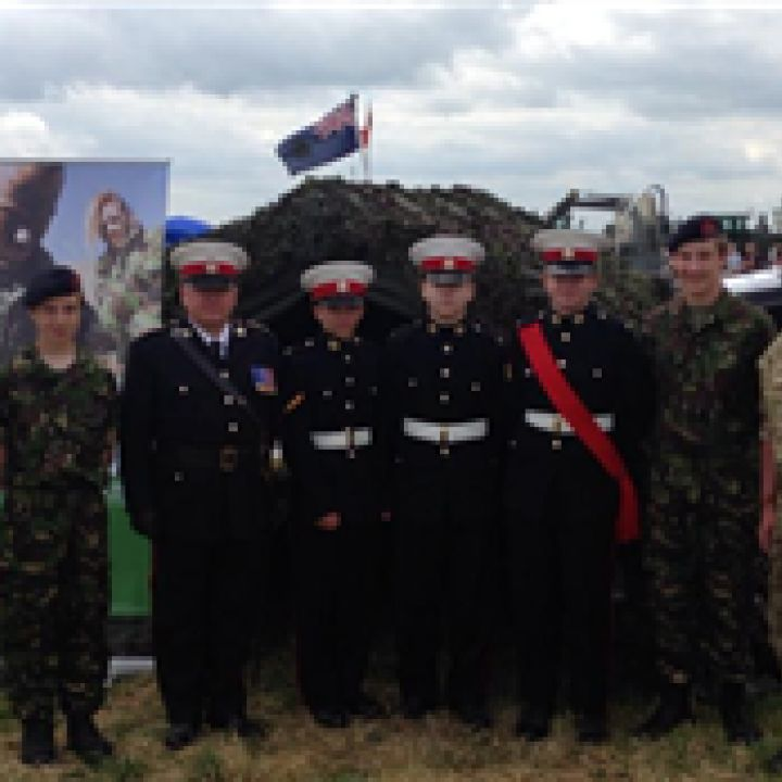 Armed Forces Day Newtownards