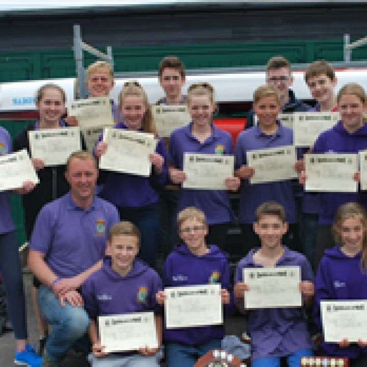 District Paddlesports Regatta Winners