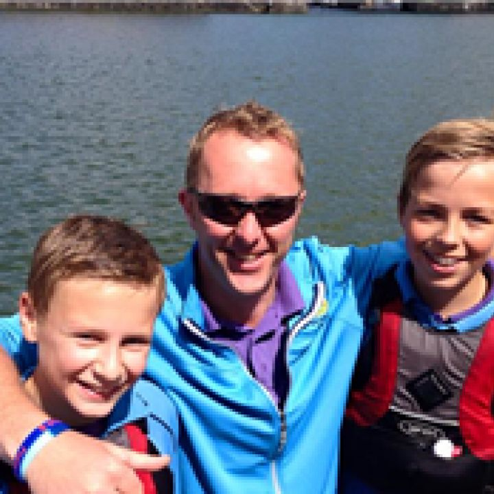 Cadets through to National Paddlesports...