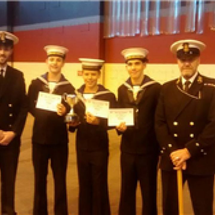 District Piping Winners