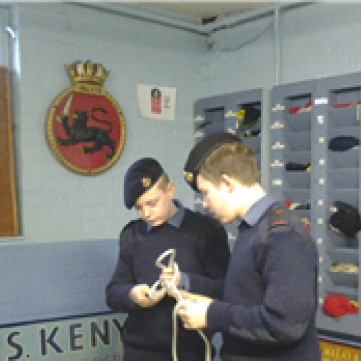 2  very busy weekends for cadets