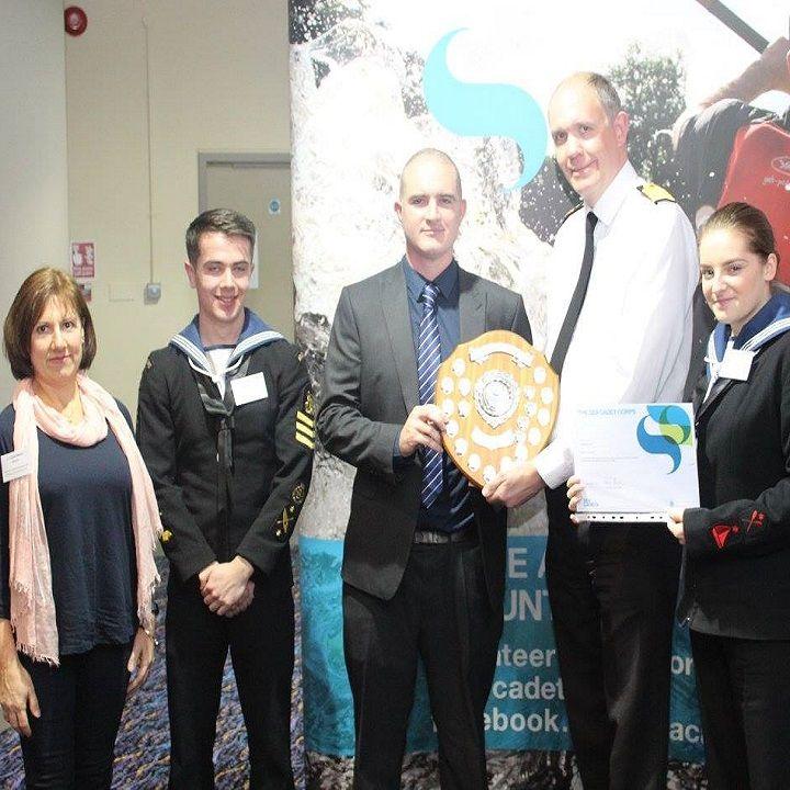 Southern Area Winners - Duke of Edinburgh Award