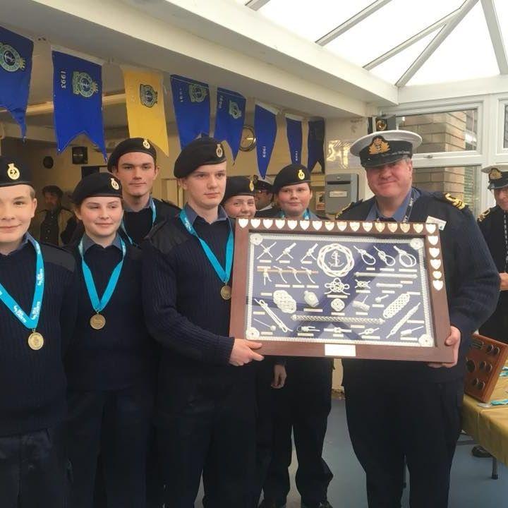 Seamanship competition