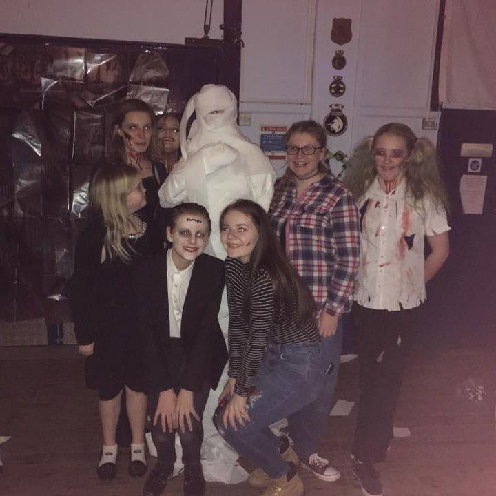 Halloween Fun Night