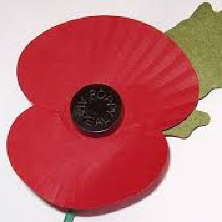 Poppy Selling Saturday 1st November
