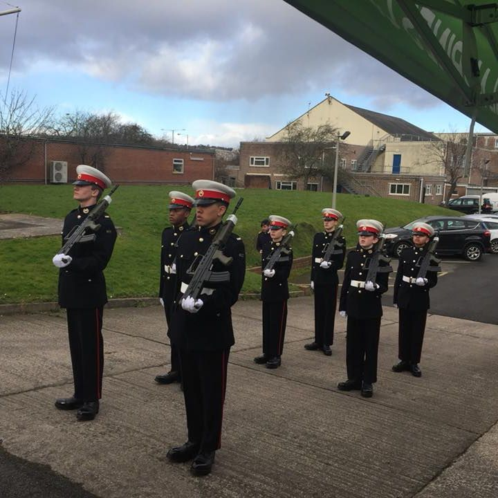 Royal Marine Cadets on a winning streak