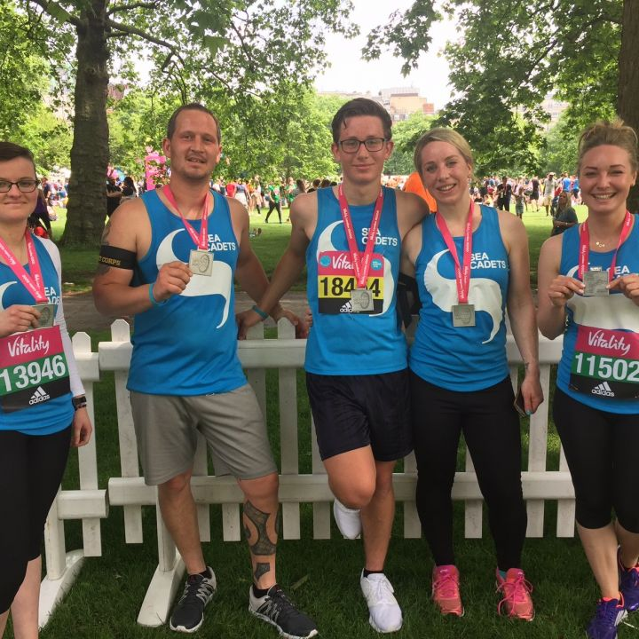 SIGN UP TO A CHALLENGE EVENT
