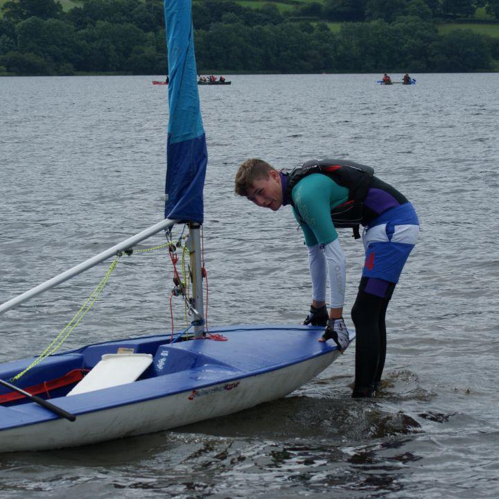 Summer Sailing for AC Joe