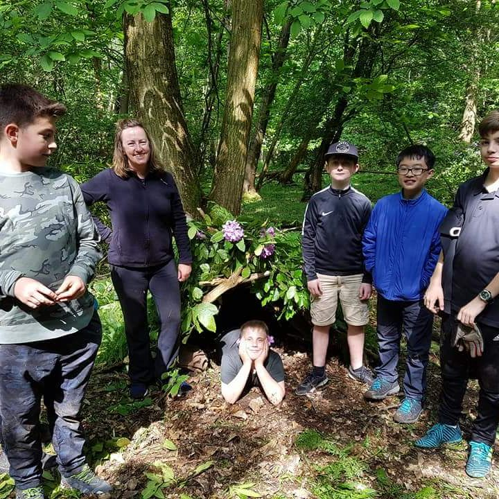 May 2018 MiddleHill Adventure training weekend