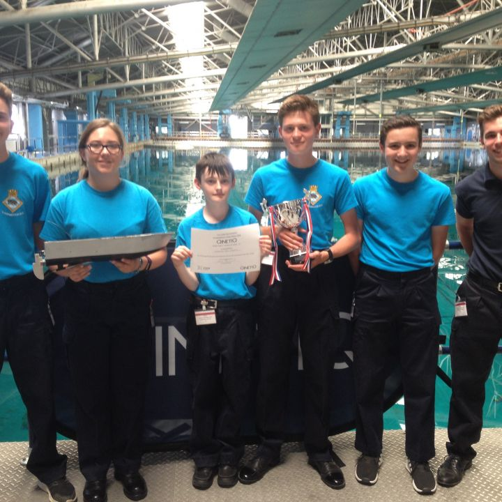 QinetiQ Powerboat Challenge for Schools