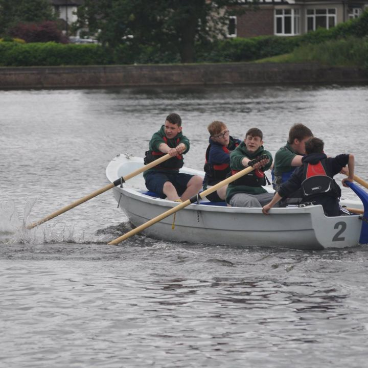 Warwickshire District Rowing Regatta