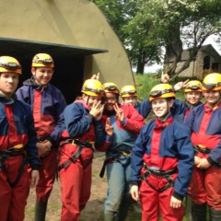 Derbyshire Expedition