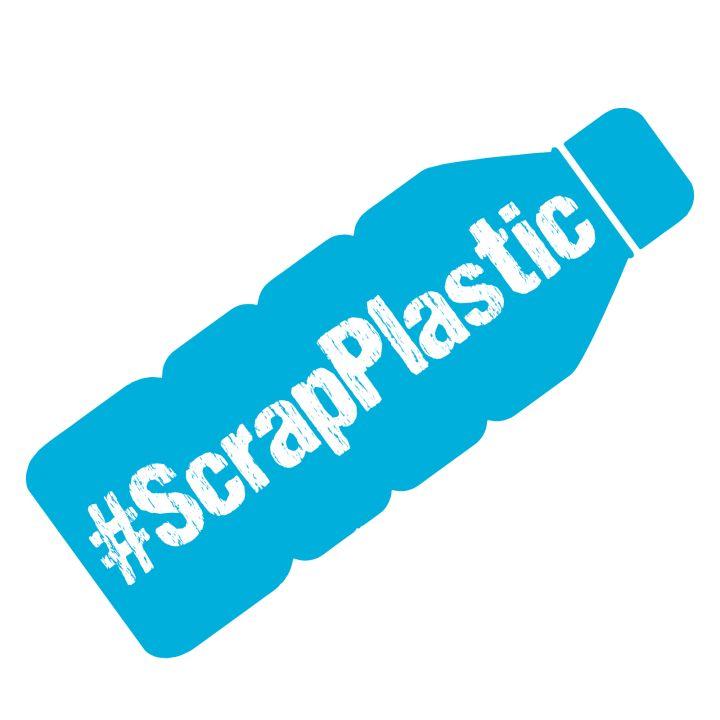 #ScrapPlastic