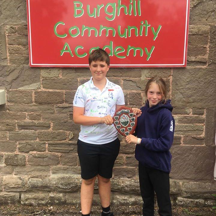 Community Award for Junior Cadets