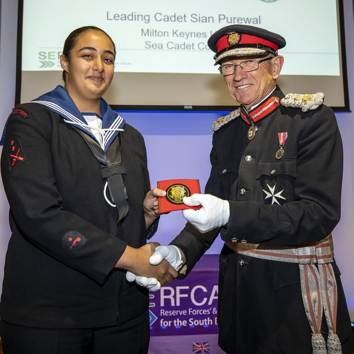 Lord Lieutenant's Sea Cadet