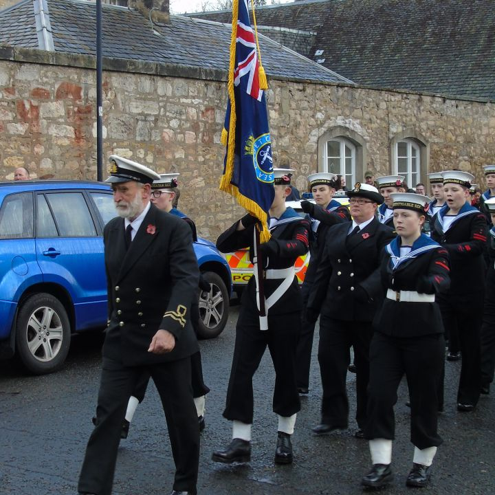 Latest News Sea Cadets Musselburgh