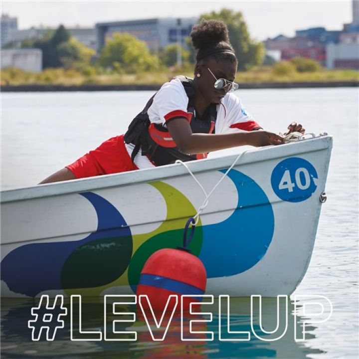 #LevelUp