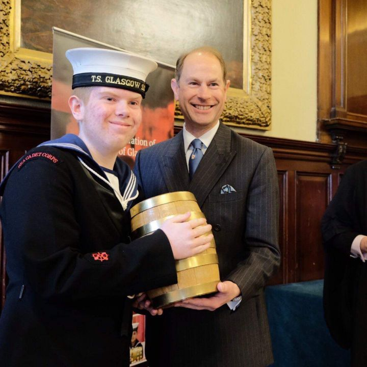 HRH The Earl of Wessex Awards