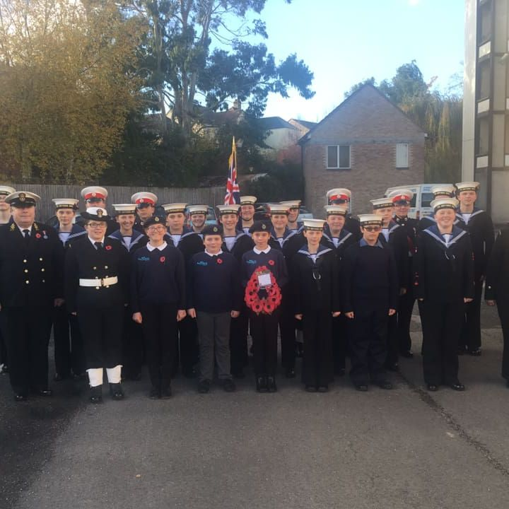 STROUD SEA CADETS ARE RECRUITING