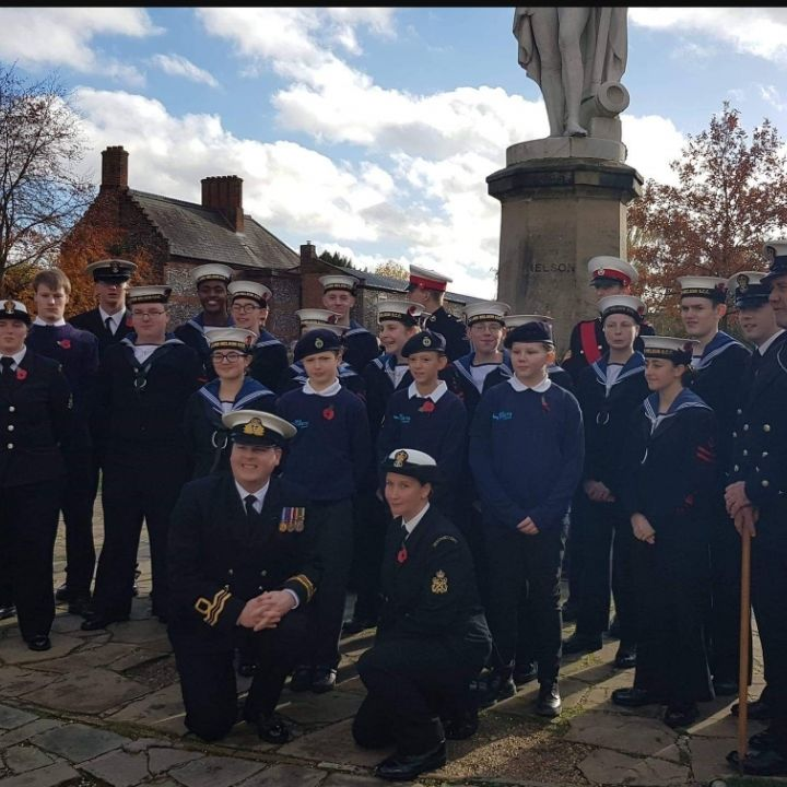 Norwich Remembrance parade 2018