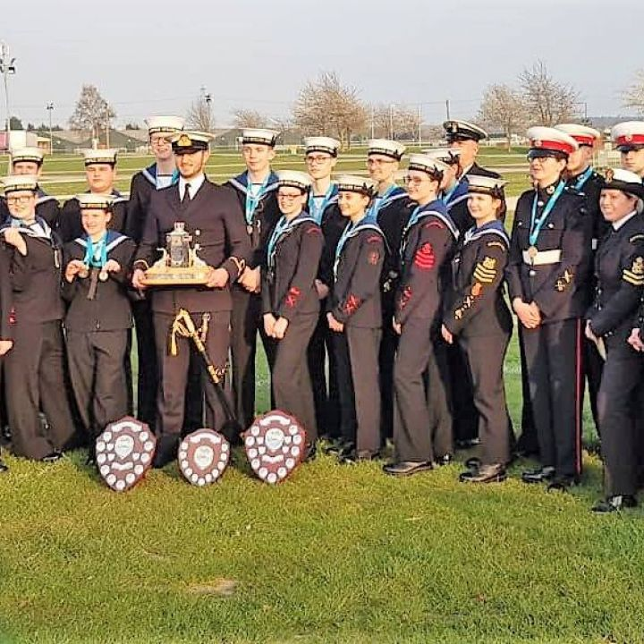 Flitwick & Ampthill Success at Area Drill & Piping
