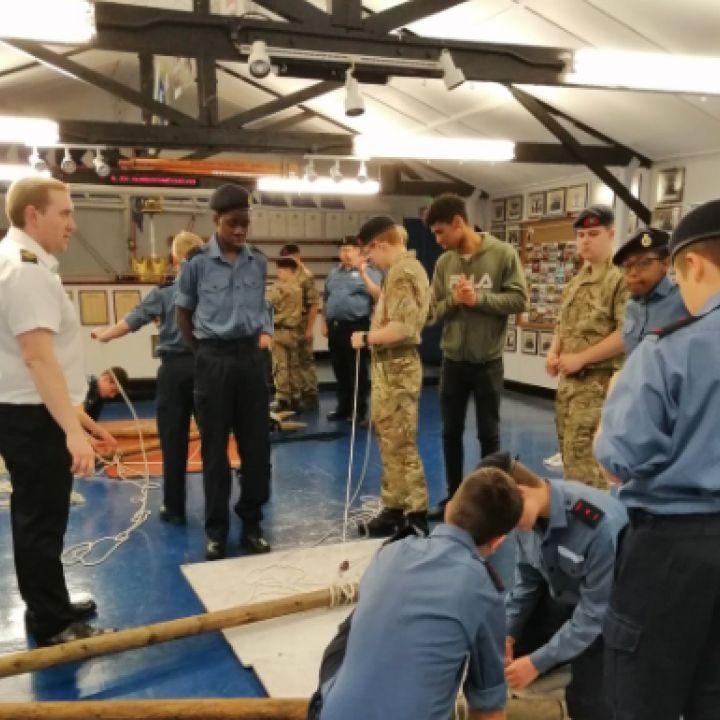 Seamanship skills