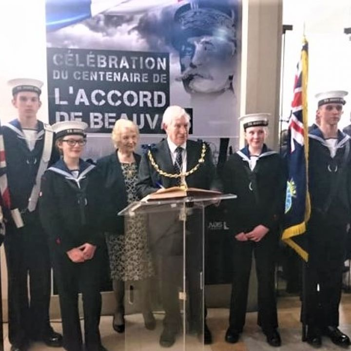 Opportunities at Sea Cadets