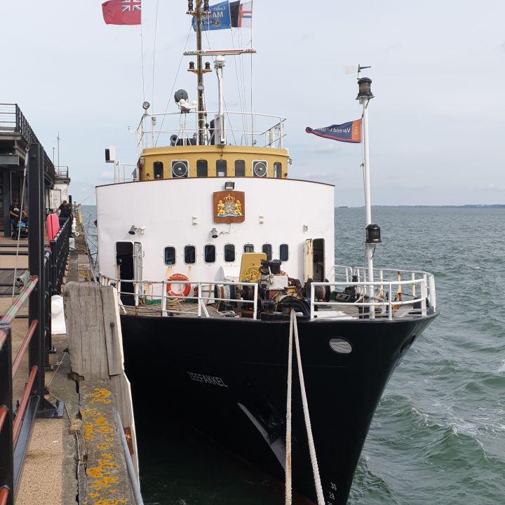 Dutch Sea Cadet Visit
