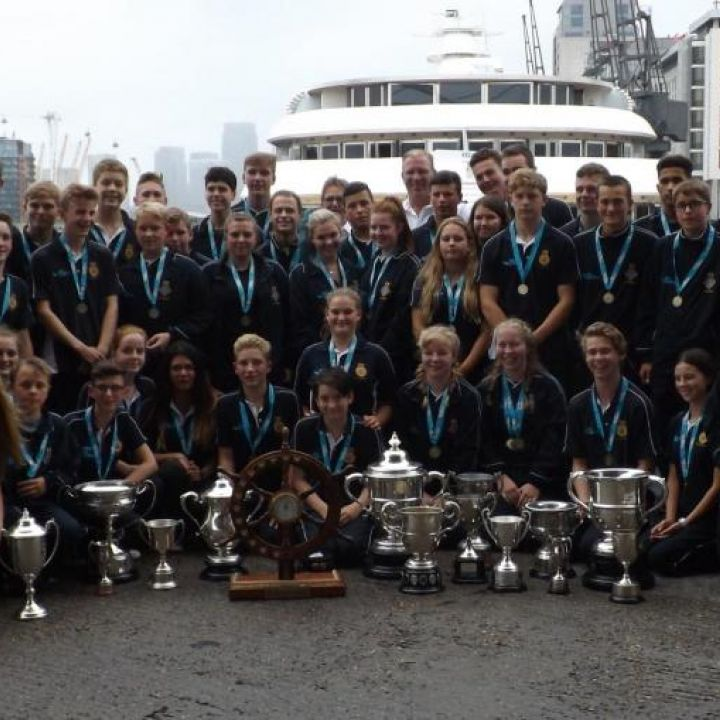 Sea Cadets' 2019 Prize Winners