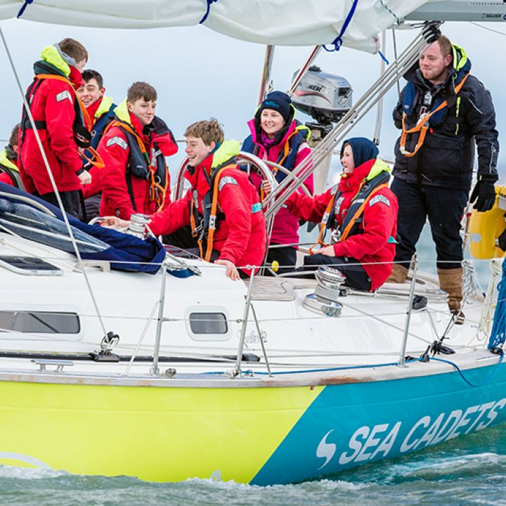 qualifications for teenagers sailing duke of Edinburgh outdoors