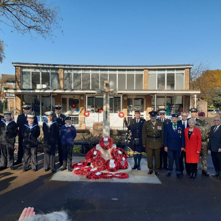 Remembrance Harold Wood 2019