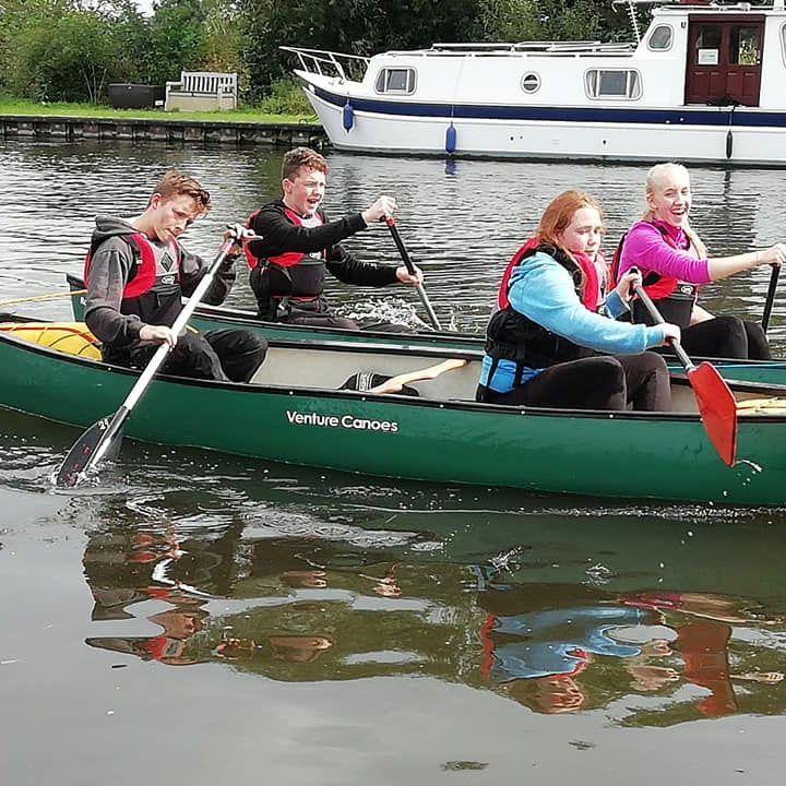 Sponsored Canoe