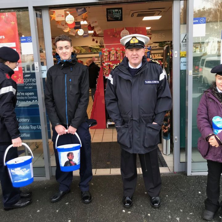 Tesco Express Assist with Collection