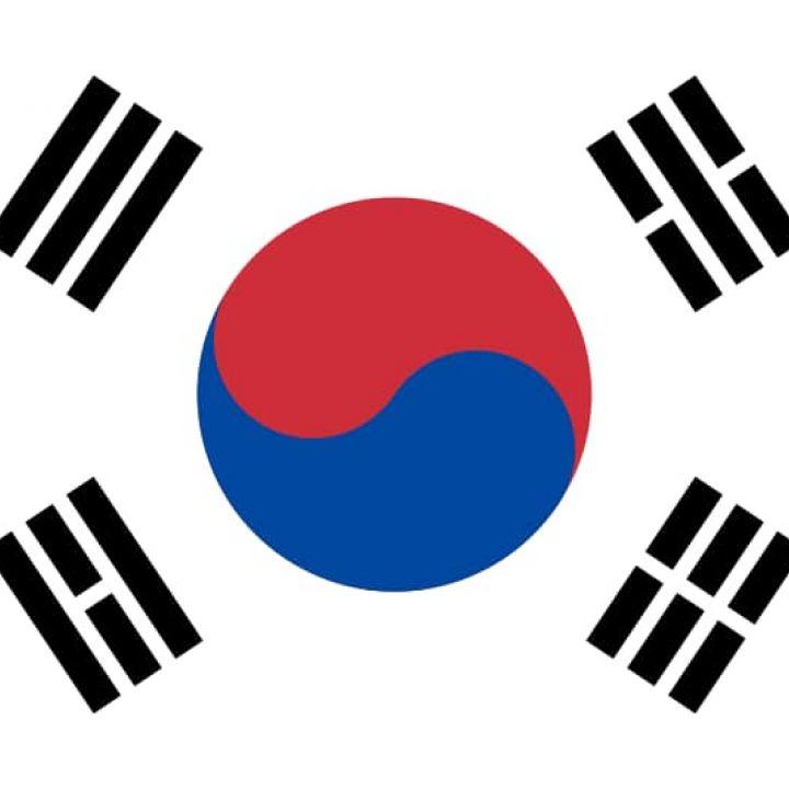 South Korea for Amy