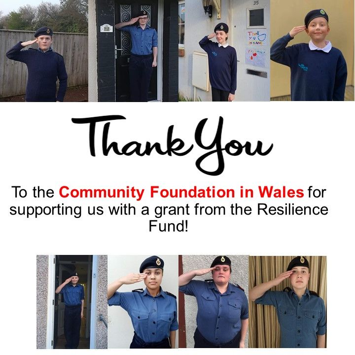 Community Foundation in Wales Support
