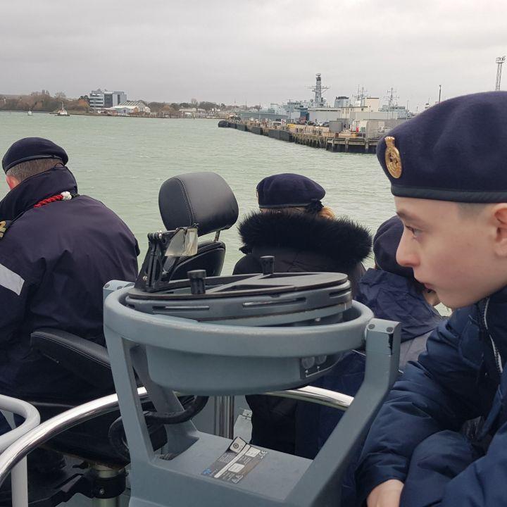 HMS BLAZER