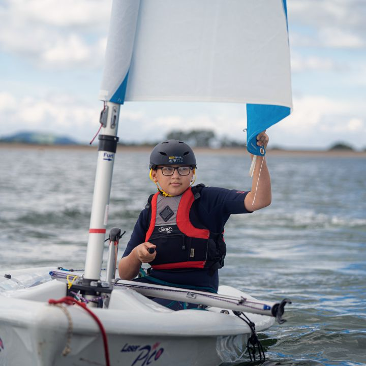 Summer Active with Sea Cadets