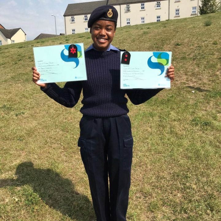 Sea Cadets Virtual Volunteer Heroes