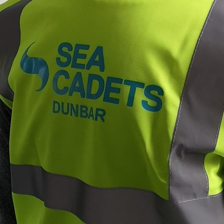 DUNBAR SEA CADETS MADE SAFER THANKS TO DONATION