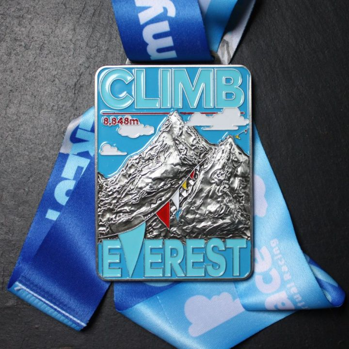 Virtual Everest Challenge Finishers!