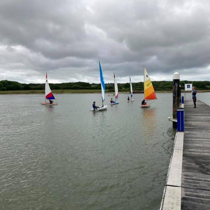 Sunday Sailing!
