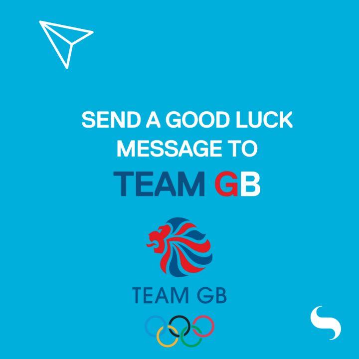 Team GB Sea Cadets Tokyo Olympics 2020