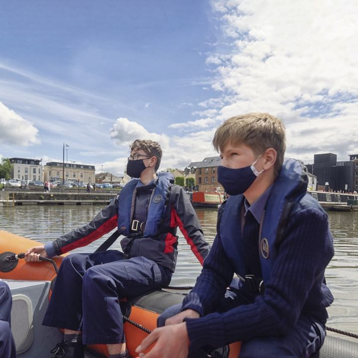 Sea Cadets Offshore Taster days