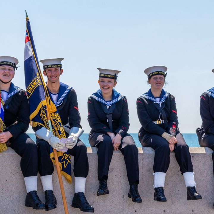 Sea Cadets Peregrine Trophy Competition 2021