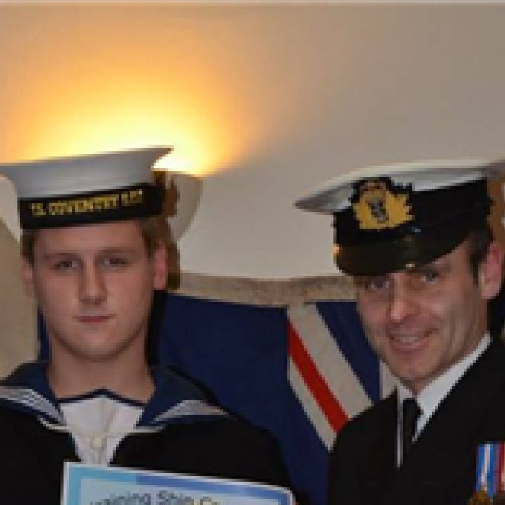 For the latest CADET AWARDS news for Coventry...