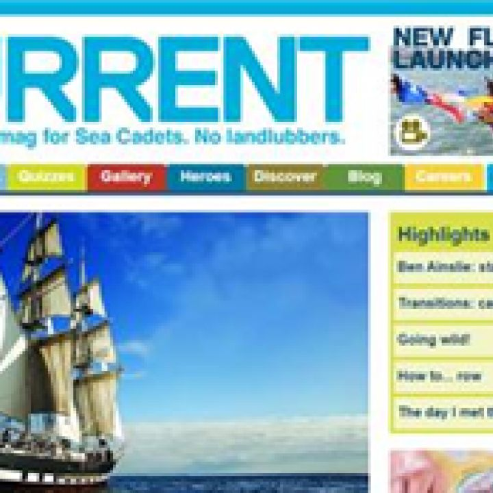 13/4/2015 - Launch of Current Magazine for cadets