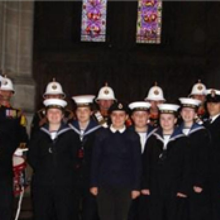 Ely SSAFA RMB Portsmouth & Military Wives Choir...
