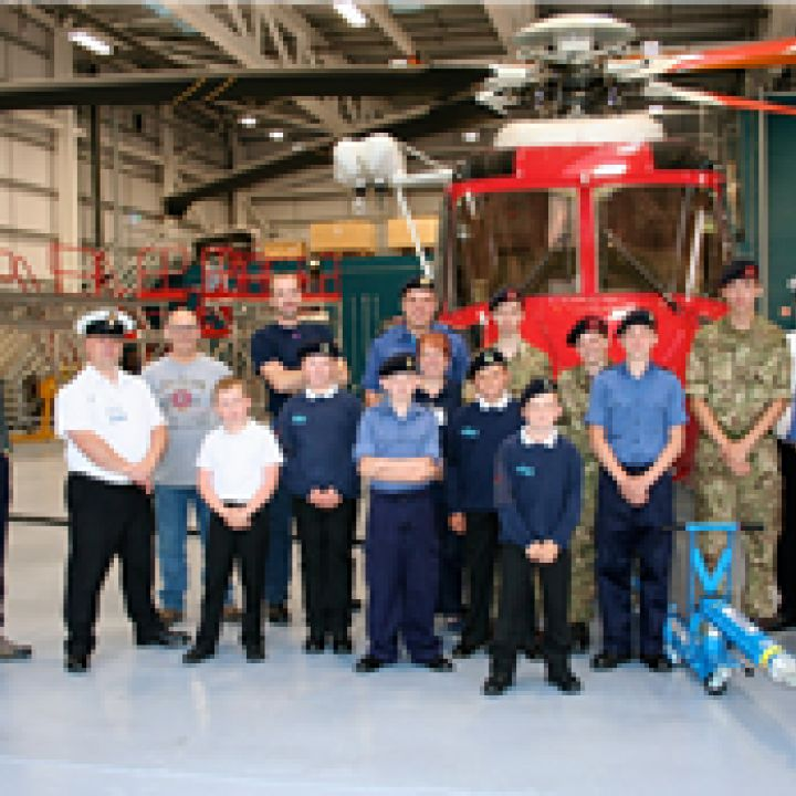 Visit to HMCG / Bristow Search and Rescue Base