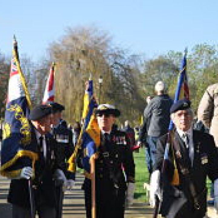 Pershore and District Royal British Legion...