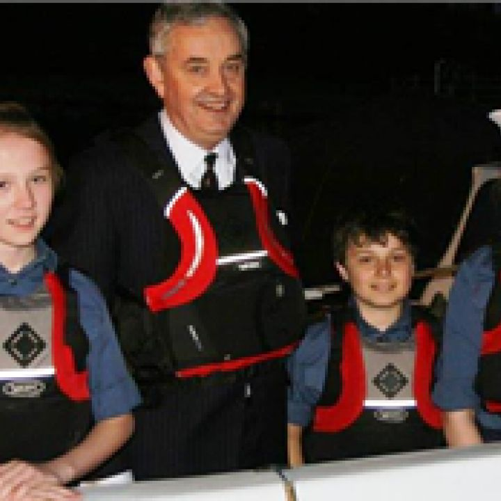 Thorne Sea Cadets Host Her Majesty's...